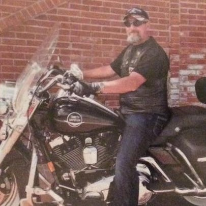 Robert Jacobs was last seen riding his motorcycle in