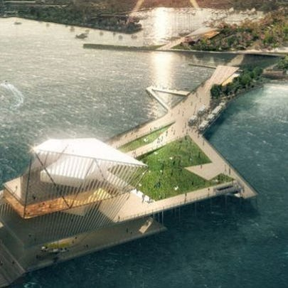 The Pier Park proposal was picked by the St. Petersburg