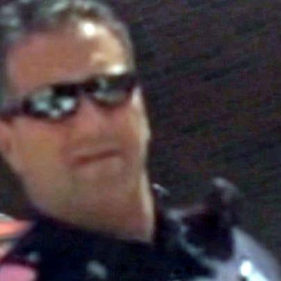 Dallas police Officer Terigi Rossi.