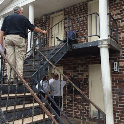 Days after Jacksonville code inspectors swept through