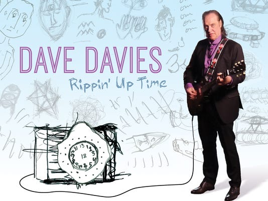 Dave Davies Rippin Up Time cover art.jpg