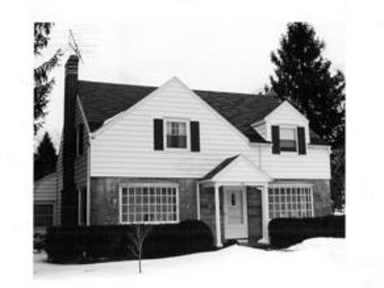 File photo: This quaint Brighton home located at 33 Del Rio Drive was the scene of a 1982 ax murder.