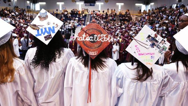 Pace University 2015 graduates