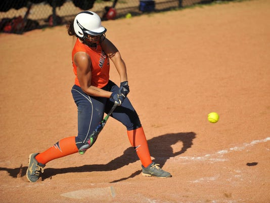 Millville-Vineland softball