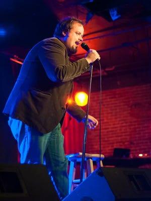 Comedian Eric Alexander Moore