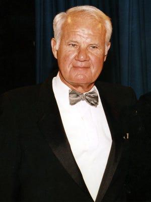 Former Des Moines mayor Richard  Olson