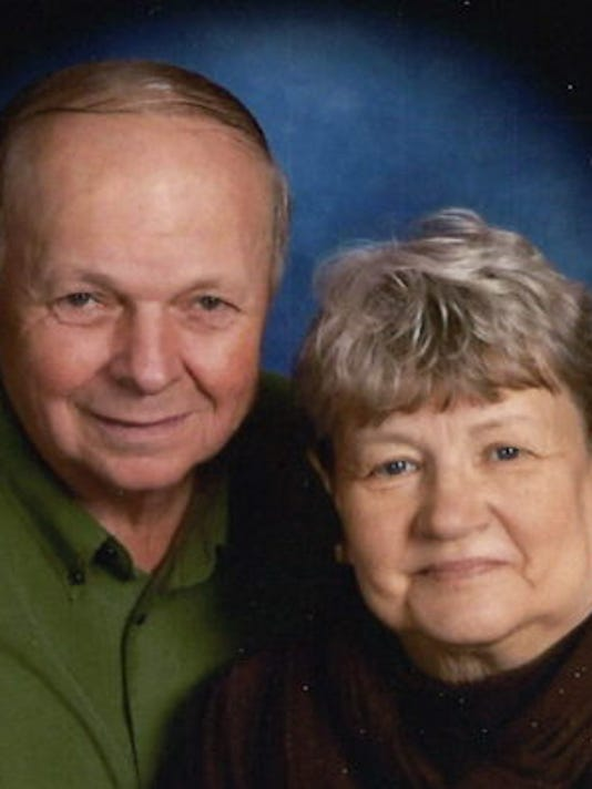 Anniversaries: Lowell Claussen & Judy Claussen