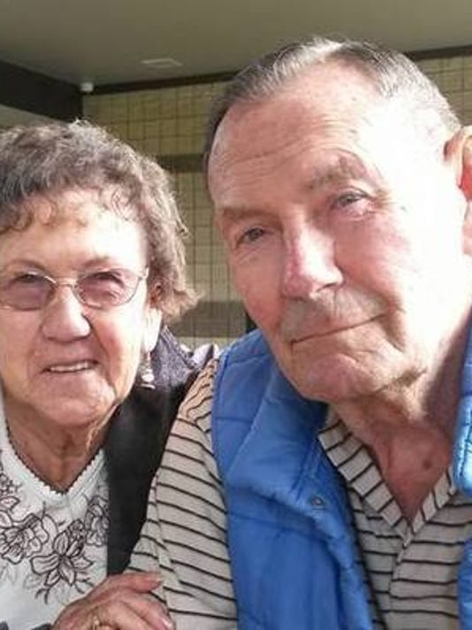 Anniversaries: Lloyd Hayhoe & Joan Hayhoe