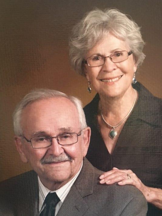 Anniversaries: Donald Schmitz & Mary Lou Schmitz