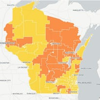 Map, surveys show where candidates stand on debt