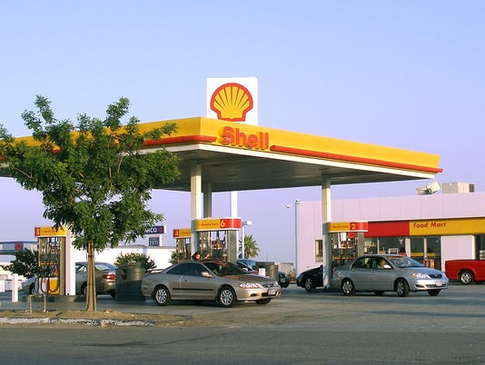 Which Gas Station Scored Best With S D Drivers