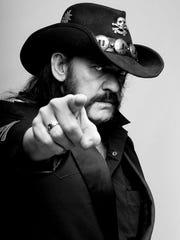 Lemmy of Motorhead.