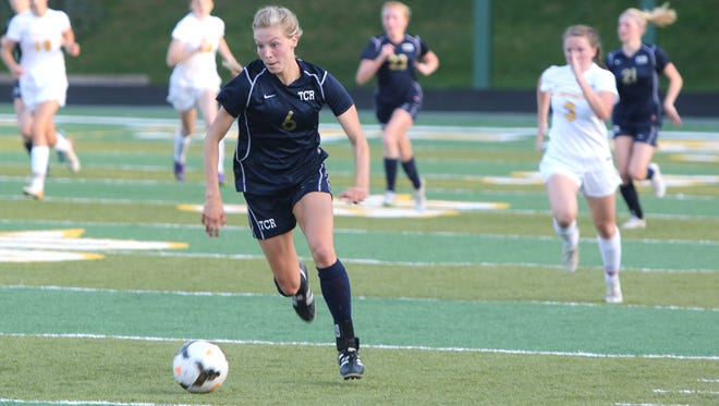 Roberson senior Mary Laci Motley has committed to play college soccer for Kentucky.