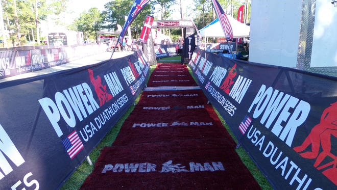 The Powerman Duathlon series is reviving popularity in duathlon competitions.