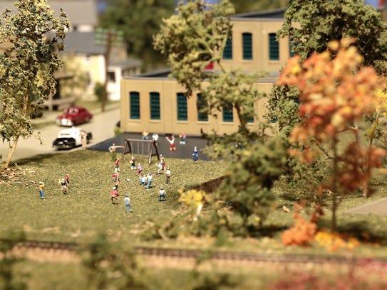 Jefferson Elementary School is seen in Gordon Lind's