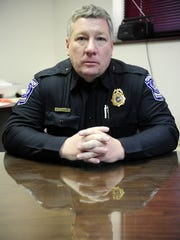 Retired Hellam Township Police Chief Mark Sowers.