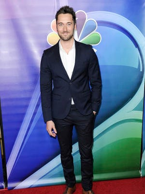 Ryan Eggold attends the NBCUniversal portion of the 2017 Winter Television Critics Association press tour on Wednesday, Jan. 18, 2017, in Pasadena, Calif.