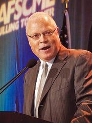 AFSCME President Lee Saunders