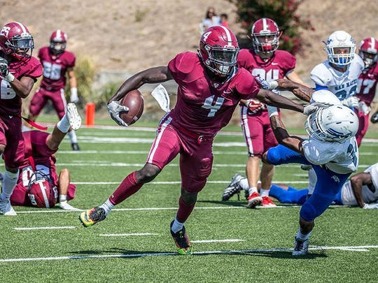 McQueen graduate Brandon Aiyuk signed with Arizona State.