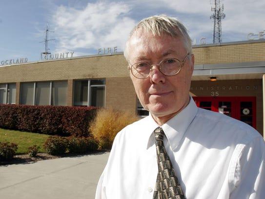 Gordon Wren Jr., director of the Rockland County Office