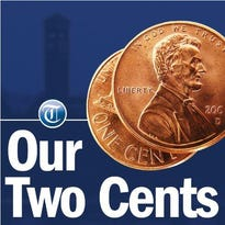 Our Two Cents are editorials