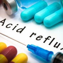 Medication, lifestyle changes help with acid reflux
