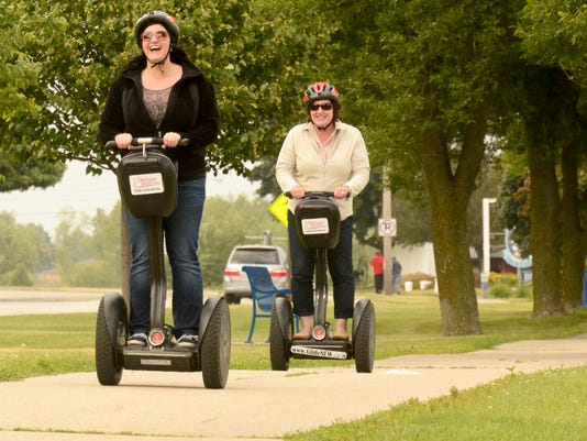 MAN n Segway Tour 50