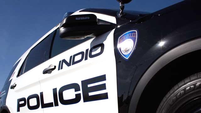 Indio police are investigating a homicide that occurred early Sunday morning.