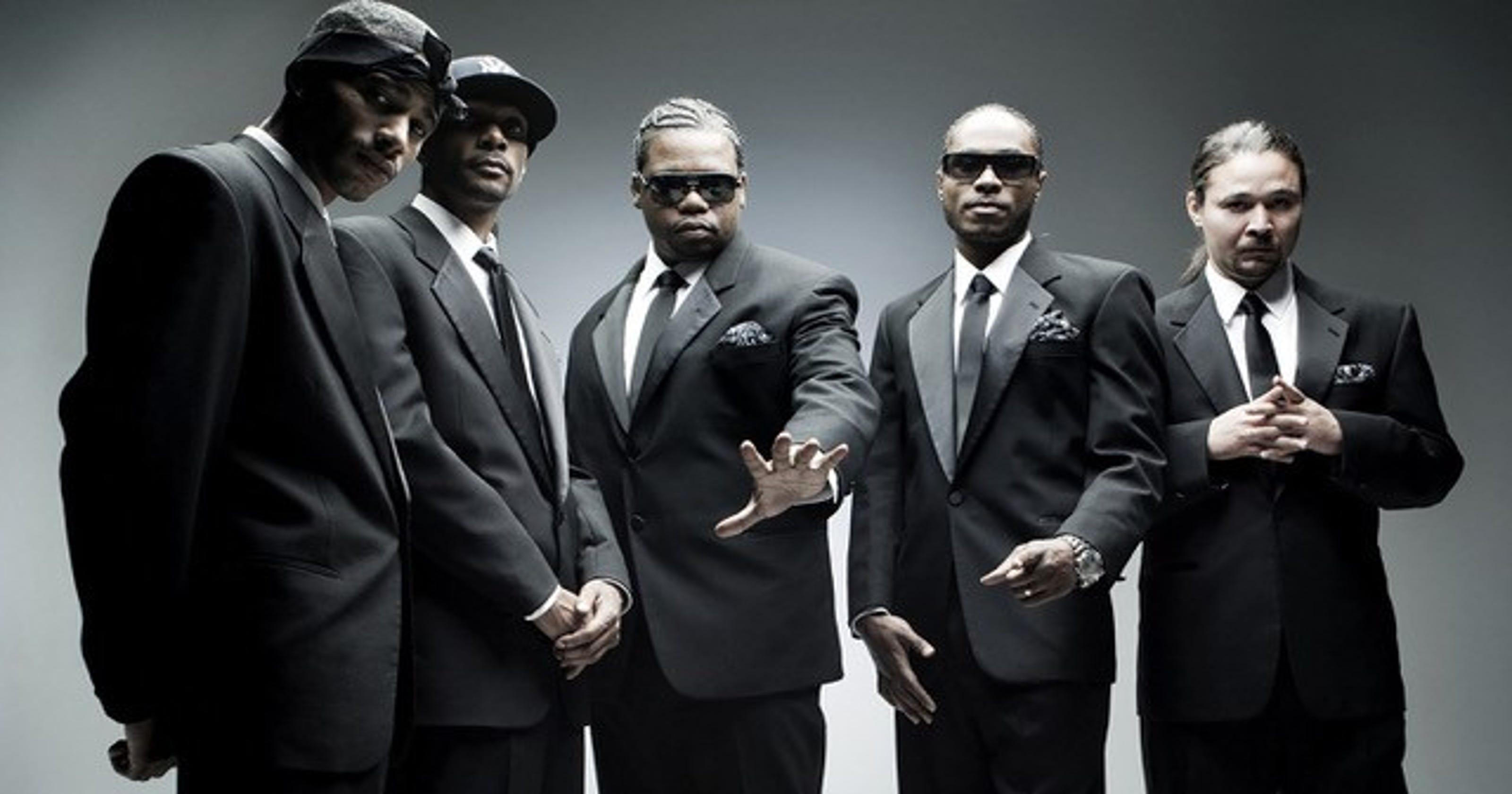 Bone Thugs-N-Harmony!!