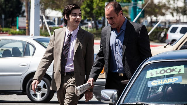 'Small Time' feature Christopher Meloni and Devon Bostick.