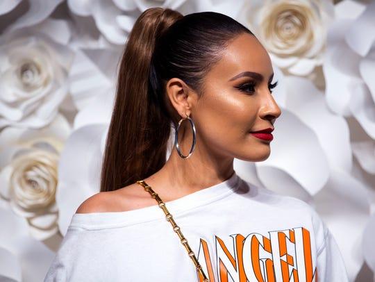 YouTube celebrity and makeup artist Desi Perkins speaks