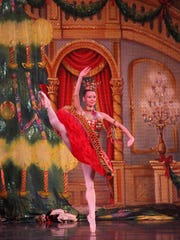 "Costumes for the Moscow Ballet's ""Great Russian Nutcracker"""