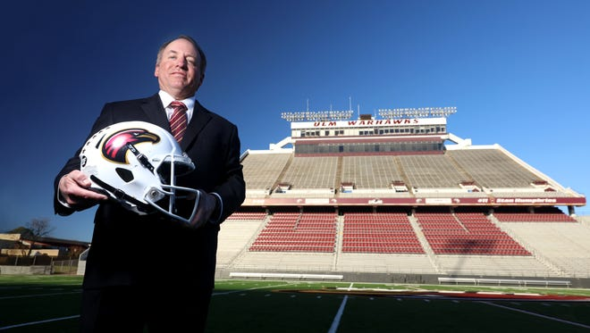 Matt Viator will welcome his first recruiting class as the head football coach at ULM on Wednesday.