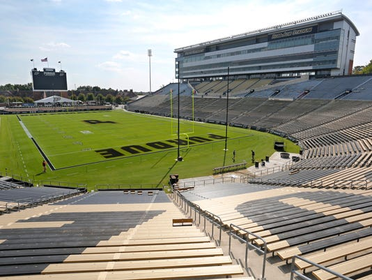 LAF Ross-Ade Stadium ready for large turnout Saturday