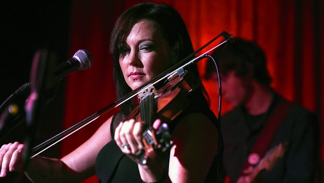 "Amanda Shires will release new album ""My Piece of Land"" on Sept.. 16."
