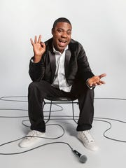 Tracy Morgan will be appearing at the State Theatre in New Brunswick.