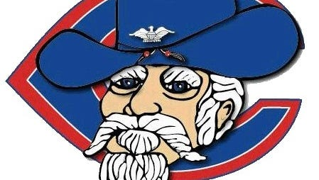 Christian County High School Athletics logo.