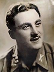 World War II veteran Joseph Giacobello, pictured in