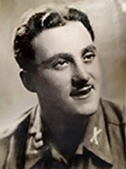 World War II veteran Joseph Giacobello, pictured in