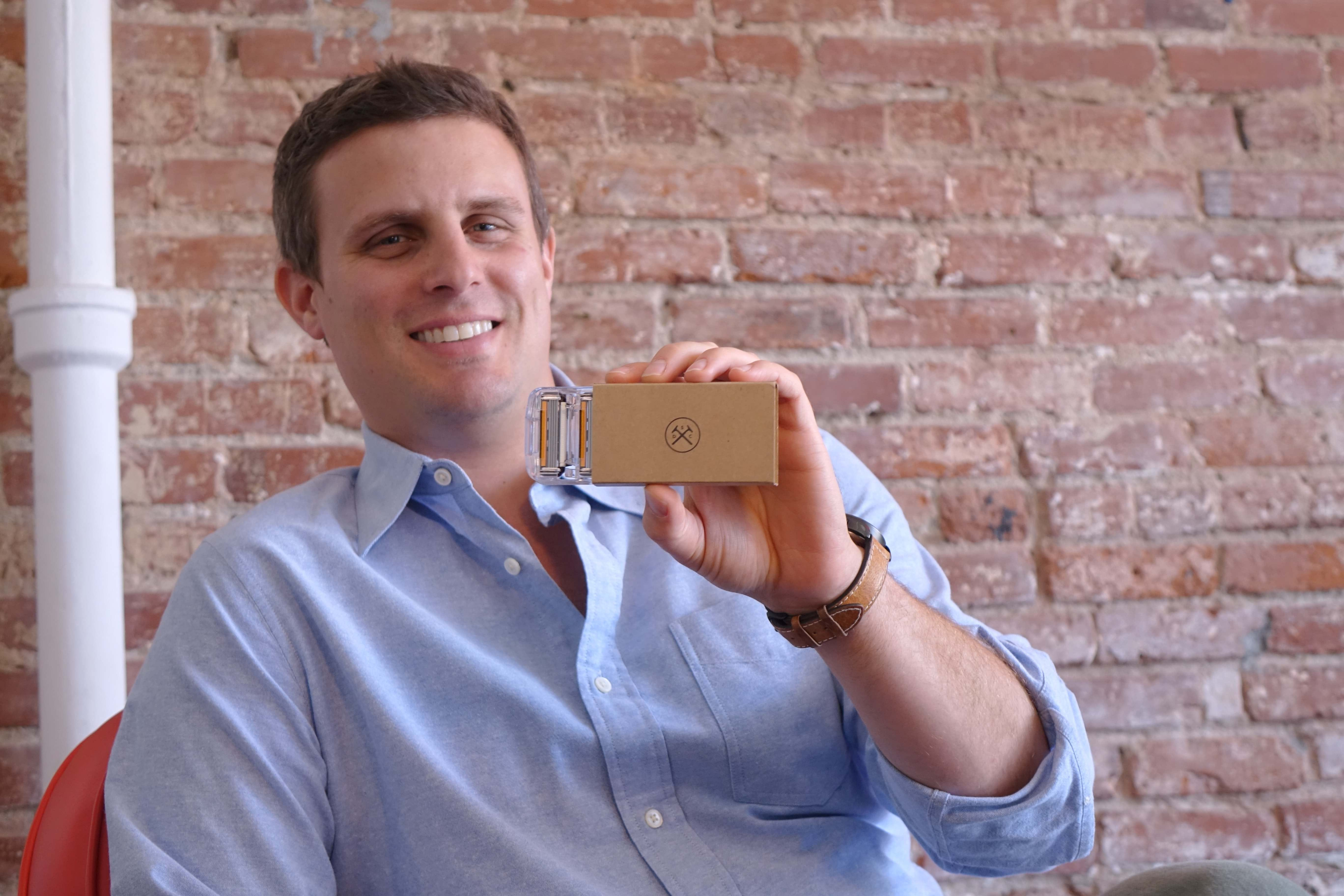Michael dubin dollar shave club
