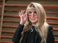 Stevie Nicks reacts to Rock and Roll Hall of Fame induction, 'a glorious feeling'