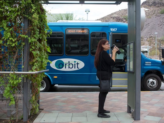 Southeast Valley Cities Mull Bus Service Improvements