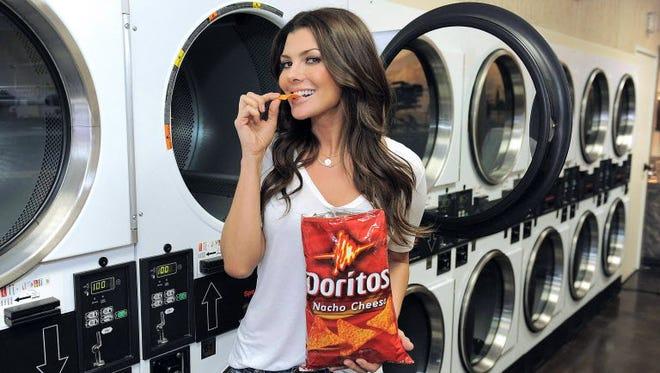 Ali Landy: still a Doritos pitchwoman at heart