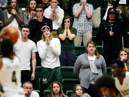 Lyell: Win or lose, CSU playing exciting basketball