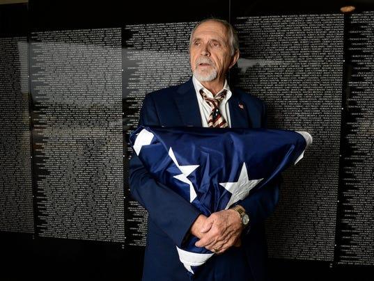 The Moving Wall Veterans Memorial