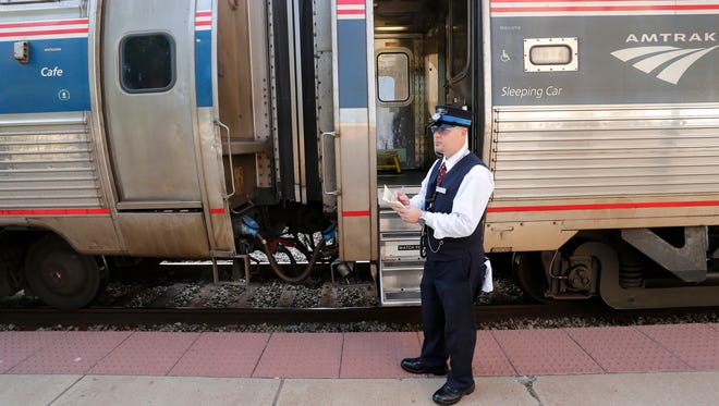 Amtrak service to Lafayette has had poor on-time performance over the past couple months. Are improvements coming?