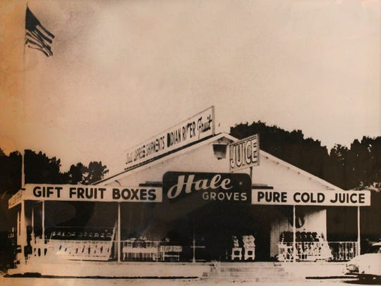 Second roadside stand circa which was open from 1947