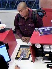 Farmington Bank Robber Allegedly Took 3 300 In Cash Then Shopped
