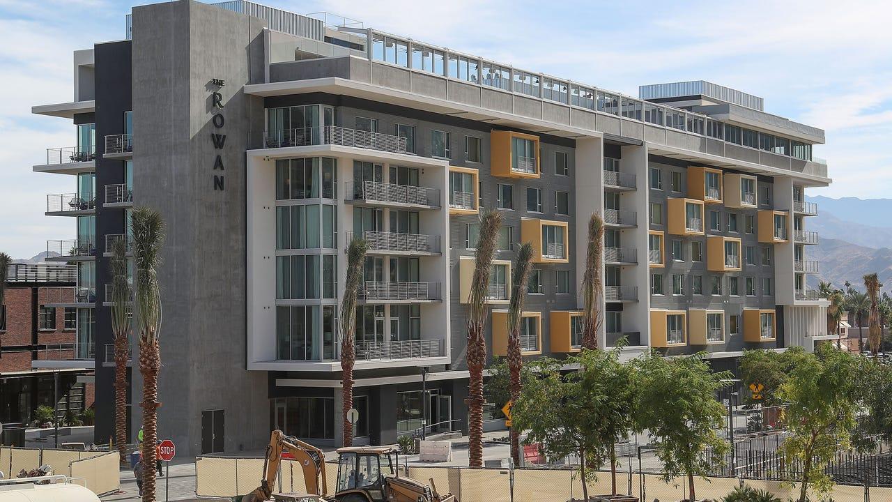 The new Kimpton Rowan hotel is almost ready to open.  Take a sneak peek here.