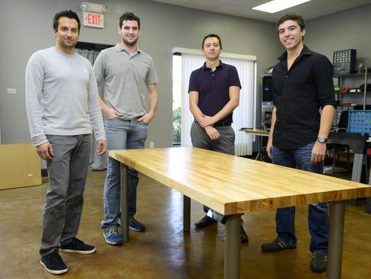 Robotics Unlimited Inc. launch StandiT electric standing desk